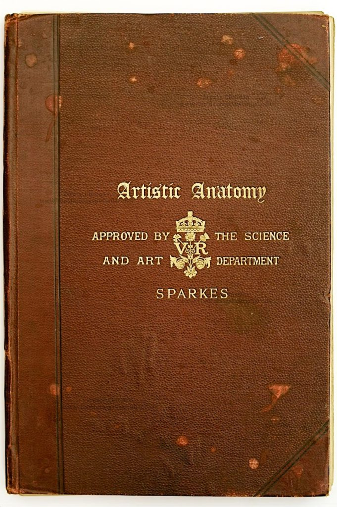Artistic Anatomy Cover
