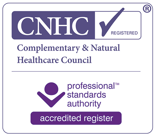 Complimentary and Natural Healthcare Council Registered Massage Therapist